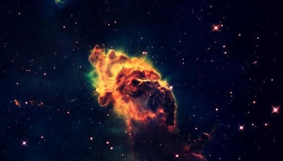 Abell 1758 se ubica a 3 mil millones de años luz de la Tierra. (Foto referencial: Pixabay)