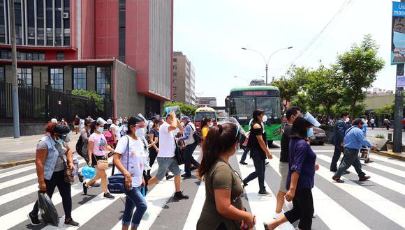 En Lima Oeste, la temperatura máxima llegaría a 28°C, mientras que la mínima sería de 21°C.  (Foto: Hugo Curotto/GEC)