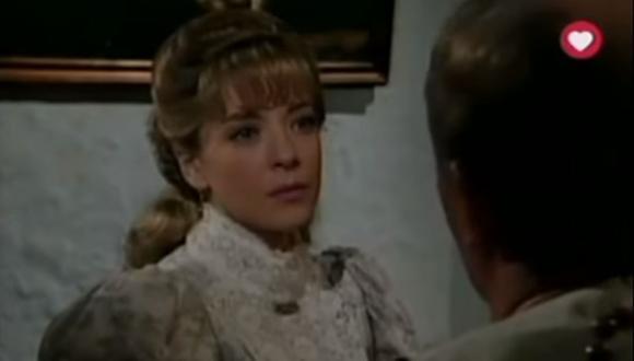 "Edith González contó en un audio que por la telenovela ""Corazón Salvaje"" no se le pagó. (Foto: Captura de YouTube)."