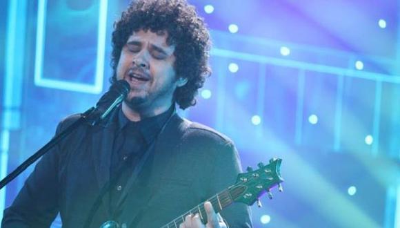 """Gustavo Cerati: su imitador de """"Yo soy"""" le rindió homenaje"""