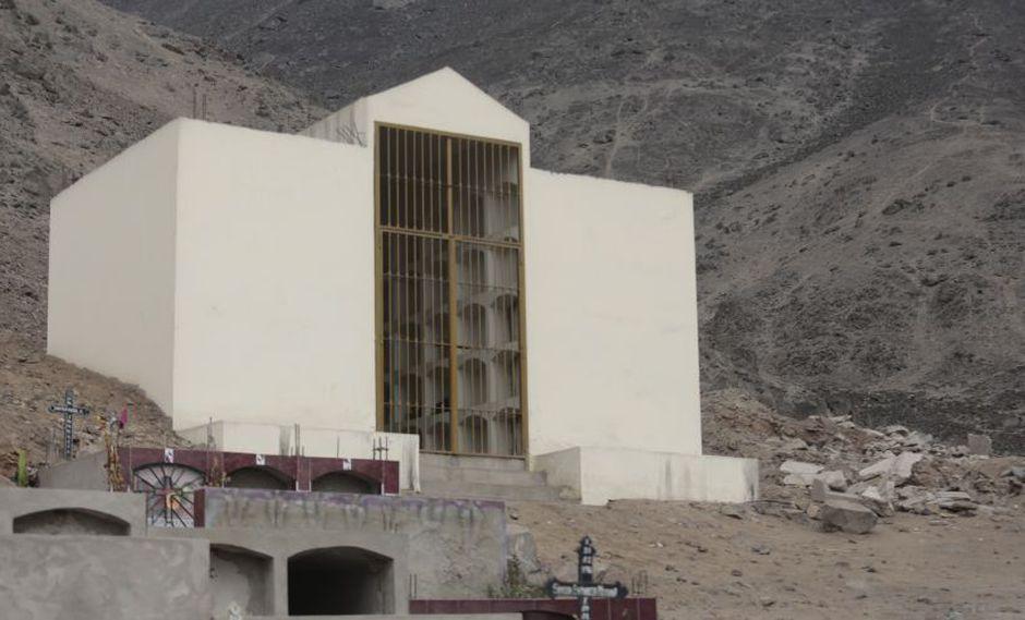 Mausoleo senderista: Municipio de Comas, listo para derrumbarlo - 5