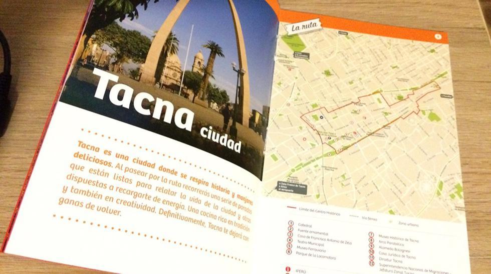 Tacna, la primera región en lanzar su propia guía gastronómica - 9