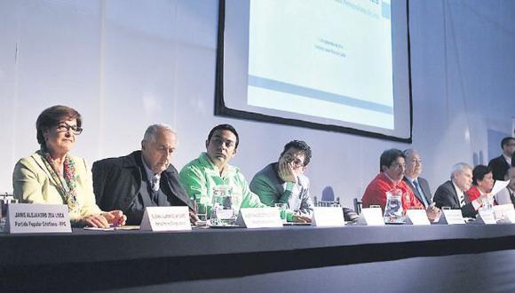 La encuesta de Datum también consultó sobre la intención de voto para la Alcaldía de Lima. (Foto: Andina)