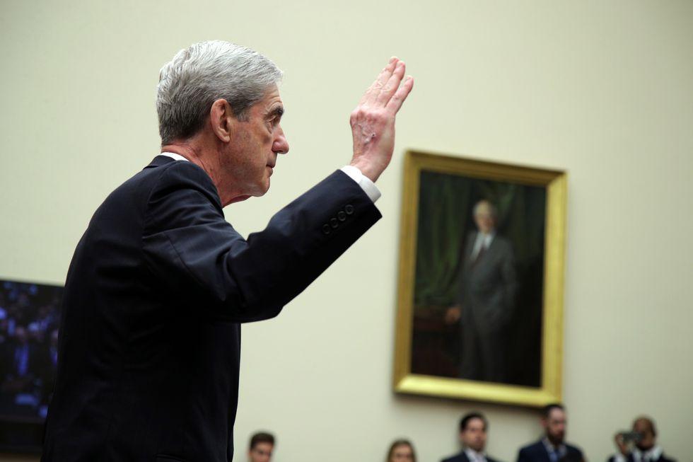 Robert Mueller testifica en el Congreso para aclarar si Donald Trump cometió un delito | Estados Unidos | Rusiagate | Trama rusa. Foto: AFP