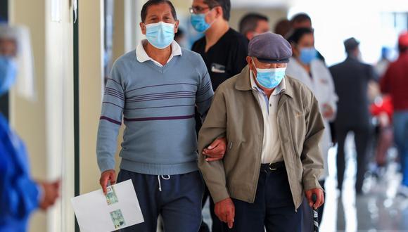 Coronavirus en Ecuador | Últimas noticias | Último minuto: reporte de infectados y muertos por COVID-19 hoy, viernes 16 de abril del 2021.  (Foto: EFE/José Jácome)
