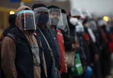 Walter Martos: MTC determinará en 15 días los municipios que entregarán gratis protectores faciales a usuarios de transporte público