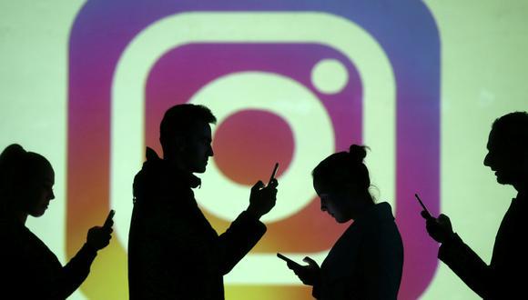 El modo oscuro de Instagram también se puede activar en una computadora. (Foto: Reuters/ Dado Ruvic)