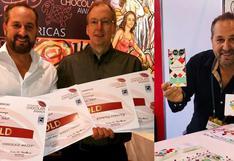 Chocolate peruano fue elegido el mejor del mundo en el International Chocolate Award 2019