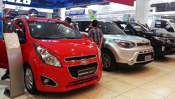 Venta de autos nuevos crecerá un 10% este año, según BCP