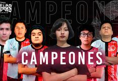 """Bicampeón peruano de LoL: """"El objetivo es romper la mala racha de Perú en los regionales"""""""