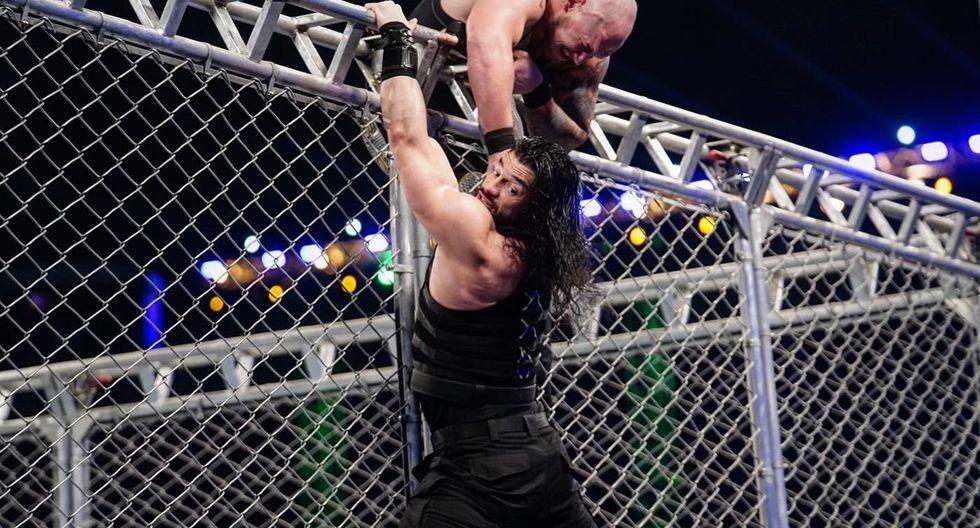 Super ShowDown 2020: mira las postales que dejó el evento en Arabia Saudita con The Undertaker, Goldberg, Roman Reigns y Brock Lesnar. (Foto: WWE)
