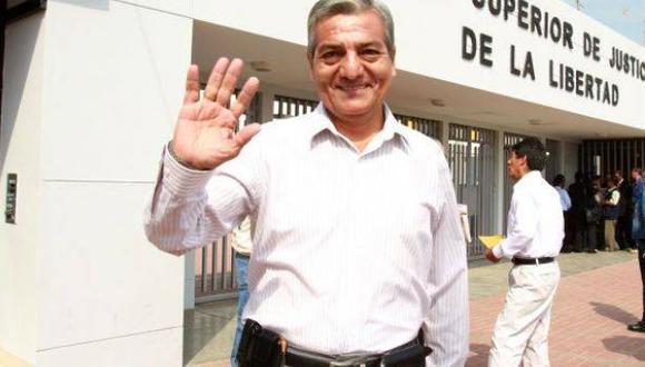 Fiscalía solicita que Elidio Espinoza sea juzgado en Lima