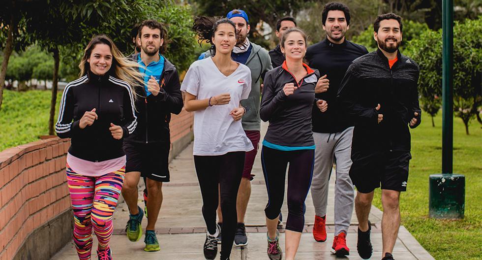 Aquí abunda la camaradería, no hay espacio para la competencia ni para las presiones al correr. El plan es uno solo: unir la pasión por el running y el gusto por la cerveza
