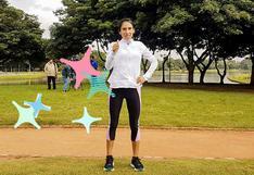 Gladys Tejeda y Cristian Pachecho brillaron en la Media Maratón de Bogotá