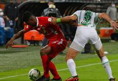 Atlético Nacional consiguió empate agónico ante América de Cali por la Liga BetPlay