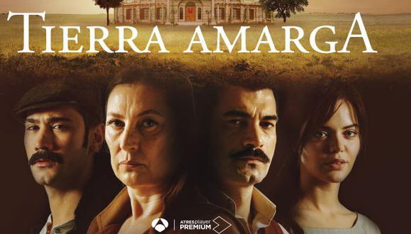 "Entérate qué pasará esta semana en ""Tierra amarga"" (Foto: Avsar Film)"
