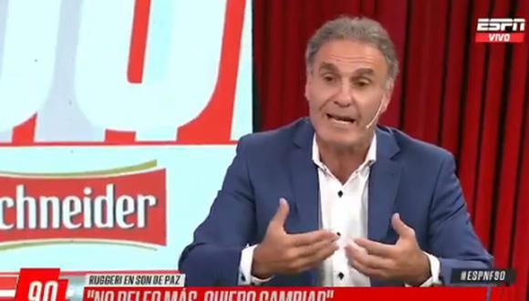 Boca Juniors: Ruggeri cuestionó el rol que cumple Raúl Cascini en el Consejo de Fútbol
