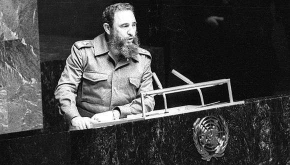 Fidel Castro, el dictador que batió récord con sus discursos