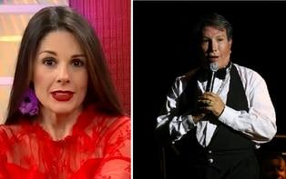 Rebeca Escribens se conmueve conocer la lucha de Jimmy Santi contra el Covid-19