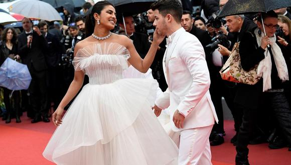 Nick Jonas y Priyanka Chopra se casaron hace un año en la India (FOTOS)