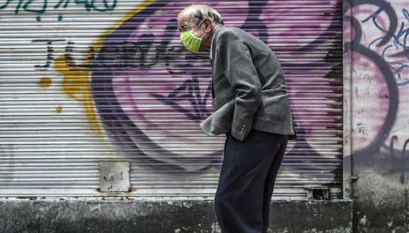El presidente colombiano Ivan Duque extendió el lunes el cierre hasta el 11 de mayo, como medida preventiva. medida contra la propagación del nuevo coronavirus (Foto: Juan Barreto / AFP)