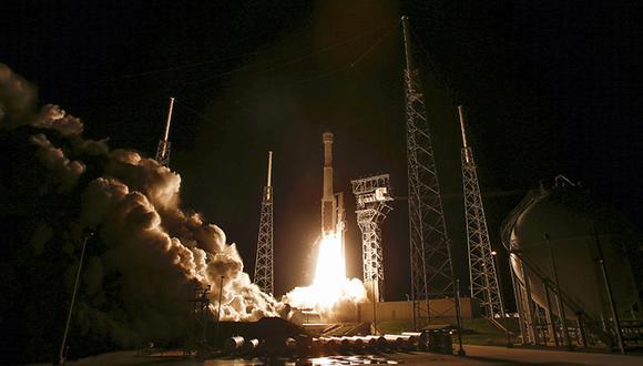 Lanzamiento de la nave espacial Starliner. (Foto: Reuters)