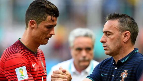Bento no cree que Ronaldo influenció en su salida de Portugal