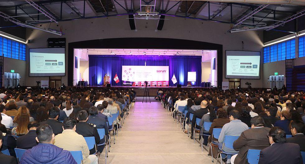 Directores, gerentes, subgerentes, jefes, ejecutivos, analistas y operadores peruanos participarán en el encuentro.