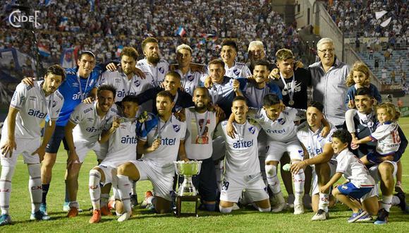 Nacional venció a Peñarol en la final del Torneo Clausura | Foto: Nacional