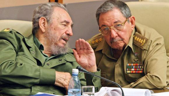 Fidel y Raúl, diferencias y coincidencias de los Castro