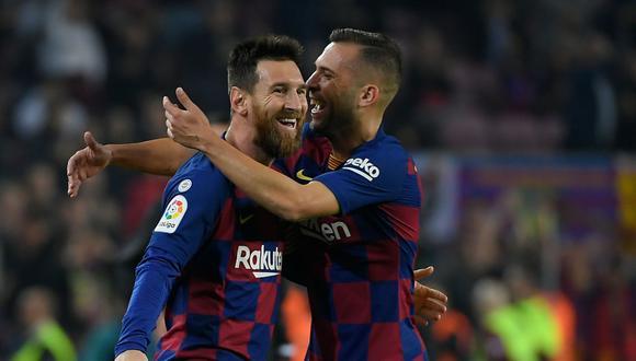 Barcelona medirá fuerzas con Napoli por la Champions League. Conoce los horarios y canales de todos los partidos de hoy, martes 25 de febrero. (AFP)