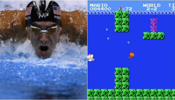 Así serían los Juegos Olímpicos con música de Nintendo [VIDEO]