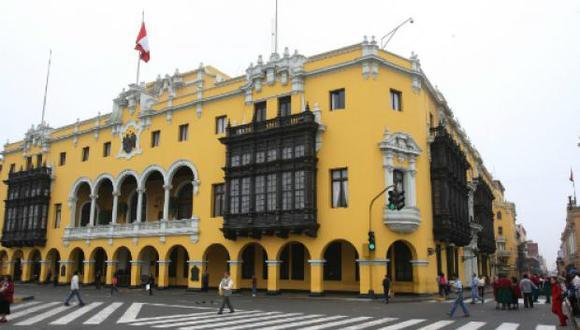 La Municipalidad de Lima recibió fondos para financiar obras de reconstrucción. (Foto: Andina)