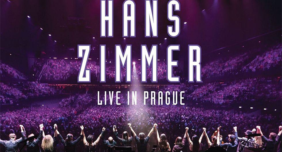 """""""Hans Zimmer – Live in Prage"""", especial musical —1 de marzo. (Foto: Difusión)"""