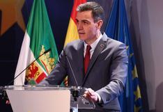 Pedro Sánchez condena la violencia de las protestas en España y rompe su silencio