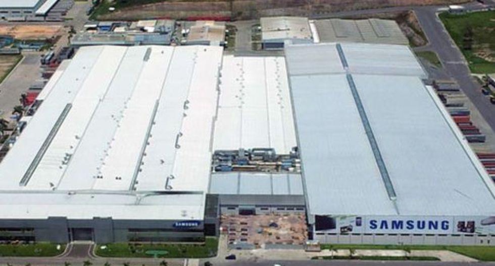 Brasil: ladrones roban 40.000 aparatos de fábrica de Samsung