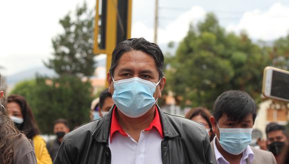 Vladimir Cerrón es investigado por lavado de activos y tráfico de influencias. (Foto: archivo GEC)