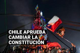 Chile aprueba por amplia mayoría derogar la Constitución de Pinochet: ¿Cuál será el proceso?