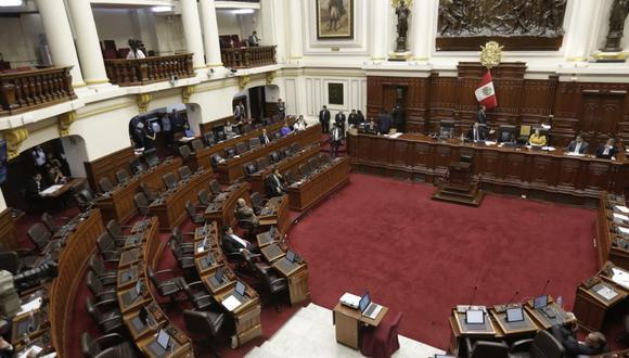 Congresistas esperaron que Del solar pueda armar su propio gabinete ministerial. (Foto: Anthony Niño De Guzmán / GEC)