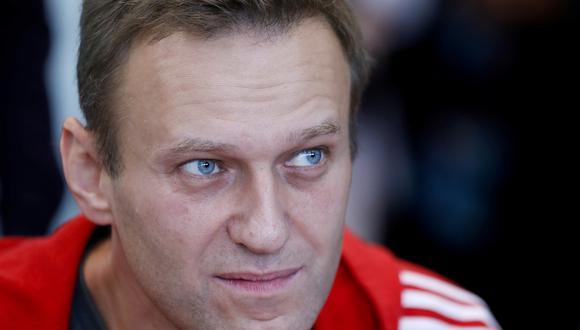 Alexei Navalny, líder opositor ruso. (Foto: Reuters)