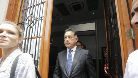 Gerardo Sepúlveda es investigado por el Caso Westfield junto a su exsocio PPK. (Foto: GEC)