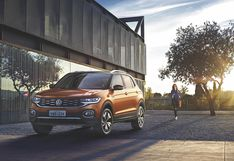 Premio Americar 2020: Volkswagen T-Cross es elegido el mejor SUV en América Latina   FOTOS