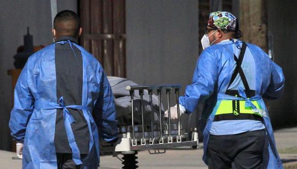 Coronavirus en México | Últimas noticias | Último minuto: reporte de infectados y muertos hoy, lunes 30 de noviembre del 2020 | Covid-19 | (Foto: EFE/Luis Torres).