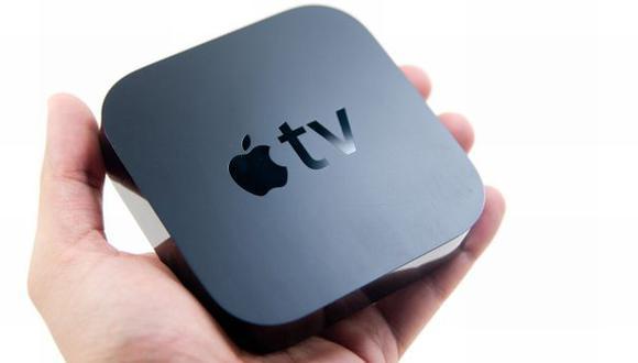 Apple TV buscaría competir con las consolas de videojuegos