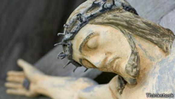 Crucifixiones en Siria, otro horror de la guerra civil