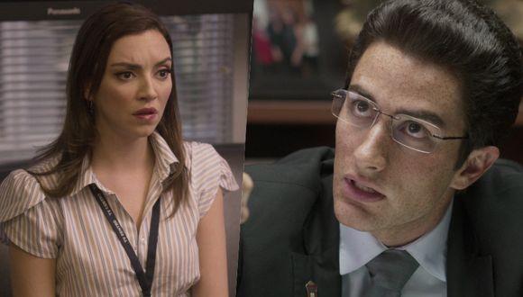 """Regina Blandón y Darío Yazbek protagonizan la tercera temporada de """"Historia de un crimen: La búsqueda""""."""