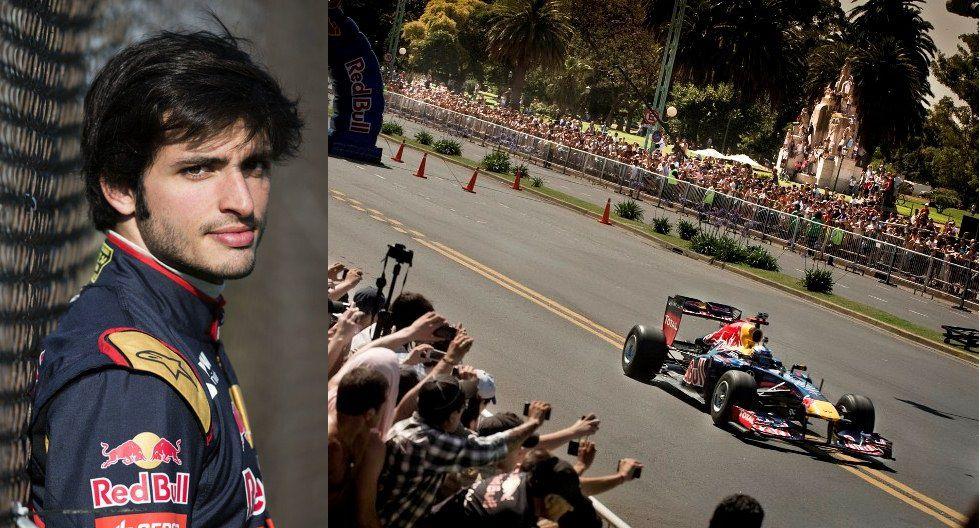 Carlos Sainz Jr. conducirá el auto Fórmula 1 en Lima