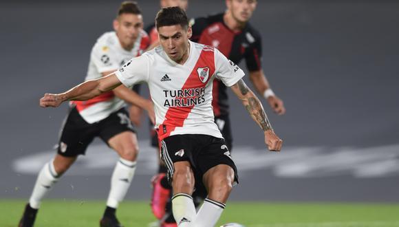River Plate venció 3-2 a Colón por la Copa de la Liga Profesional de Argentina