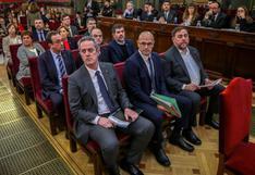 Cinco separatistas catalanes juzgados obtienen escaños en legislativas españolas