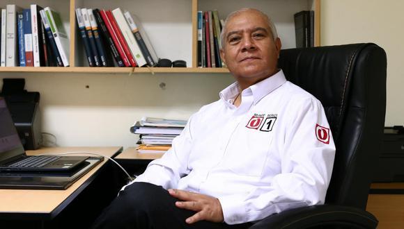 Wilfredo Pedraza fue ministro del Interior, entre julio de 2012 y noviembre de 2013. Renunció tras el escándalo López Meneses. Luego fue asesor de Humala en la Presidencia.  (Foto: Alessandro Currarino | El Comercio)